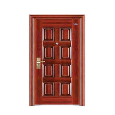 防火防盗单扇门